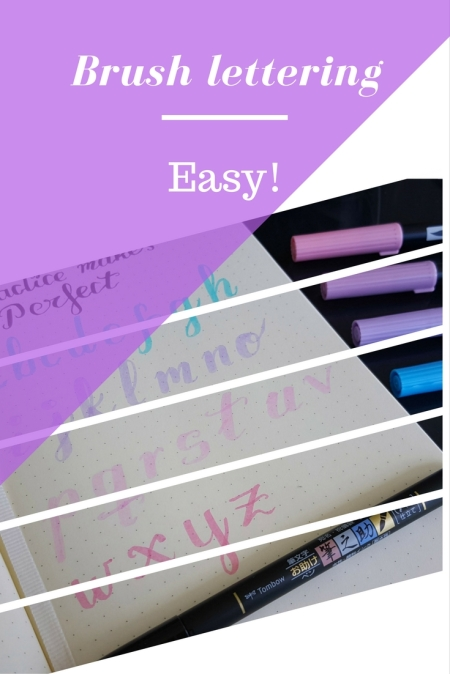 Brushlettering- Easy